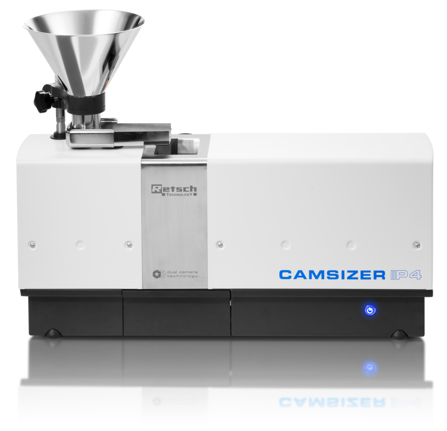 Dynamic Image Particle Size/ Shape Analyzer Camsizer P4