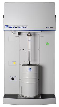3Flex Physisorption – Surface Characterisation Analyzer