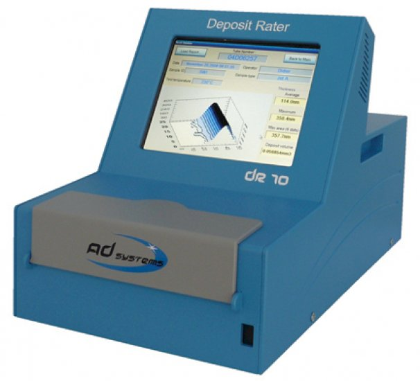 Deposit Rater Tester for Jet Fuel DR10