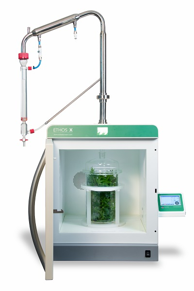 Ethos X Microwave Extraction System