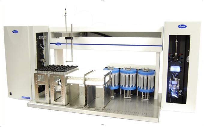 PrepLinc Automated GPC/SPE and Evaporation System