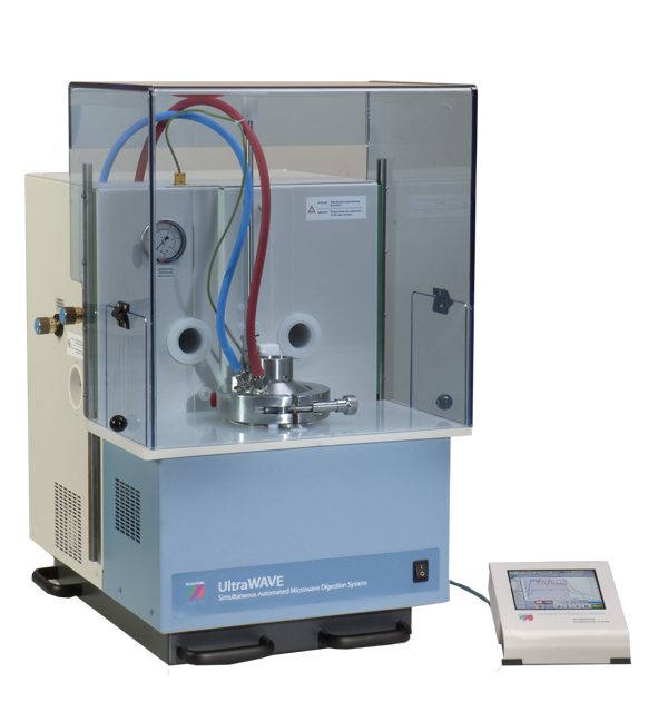 Microwave Digestion System UltraWAVE- High Sample Throughput/ Mixed Samples Single Reaction Chamber