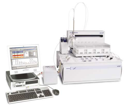 QuikChem with Ion Chromatography Option
