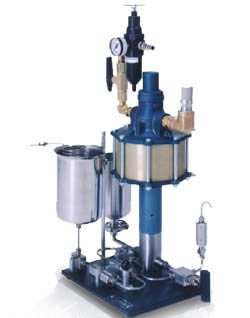 High Shear Fluid Processor Lab Machine Microfluidizer Processor M-110Y
